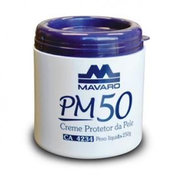 CREME PROTETOR PM50 BISNAGA 150G MAVARO