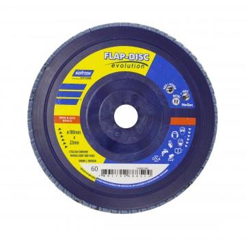 FLAP DISC R-822 0060 FD 115X22 0 NORTON