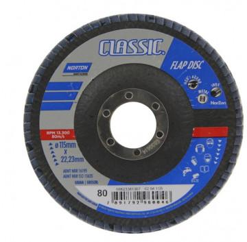 FLAP DISC 180 X 22 GR60 CLASSIC NORTON