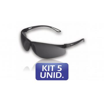 KIT COM 5 Oculos Sparrow - Cinza
