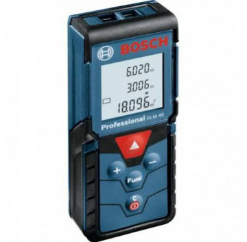 Medidor laser de distâncias Bosch GLM 40 Professional
